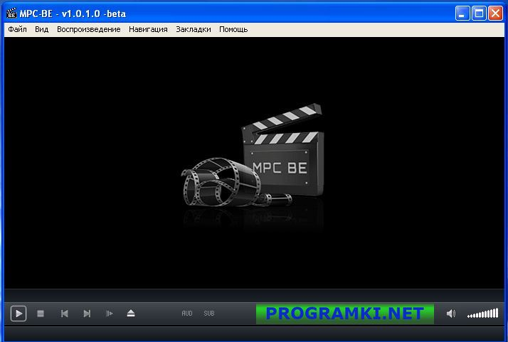 Скриншот программы Media Player Classic BE 1.5.2 build 4105 Stable + 1.5.3 build 4322 Beta + 1.5.3 build 4333 Nightly